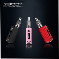 S-BODY new arrival e cigarette china worlds smallest dna40 Elfin vapor mod