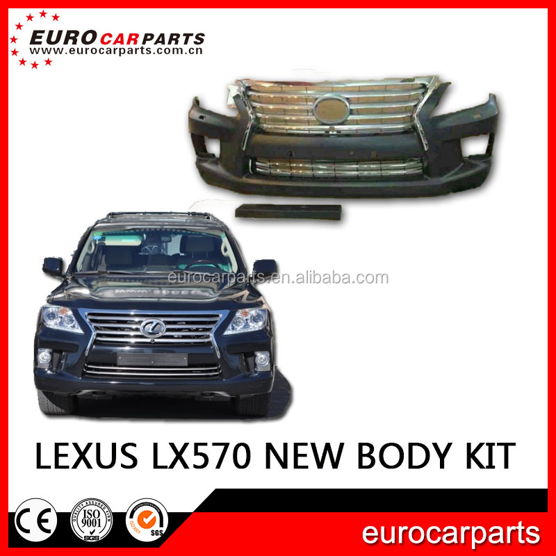 New Arrival Lexus LX570 Body Kit fit for lx570 car replacement 09-14