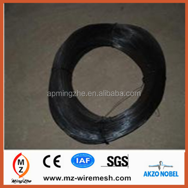 ISO Quality Annealed Black Iron Wire With Real Factory Lower Price / Supply 18 Gauge Black Annealed Wire / Soft Iron Rod