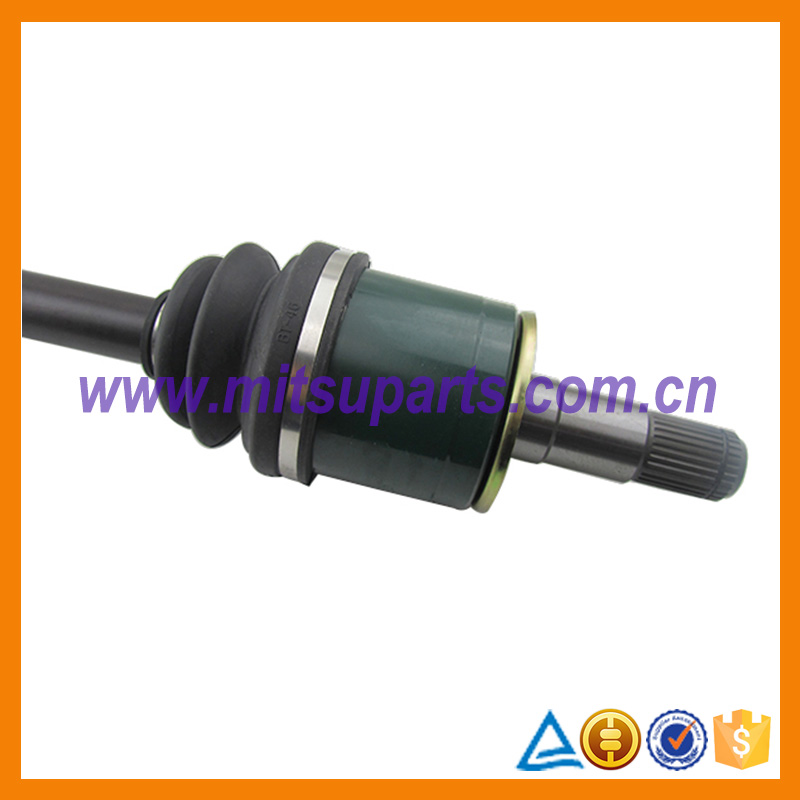 FR RH Axle Drive Shaft Assembly For Mitsubishi L200 KB4T KH4W KH6W KH8W KH9W 3815A308 3815A310 MN110546 MR580692 3815A312