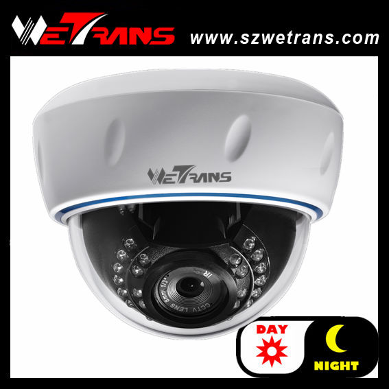 China factory TR-HIPD225-POE HD 720P Megapixel 20m IR Dome Plastic onvif speed dome pt control h.264 hd infrared ip camera