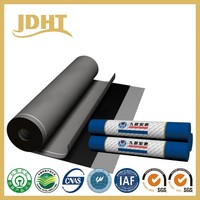 W101 DCP High polymer self-adhesive cementitious waterproof sheet membrane