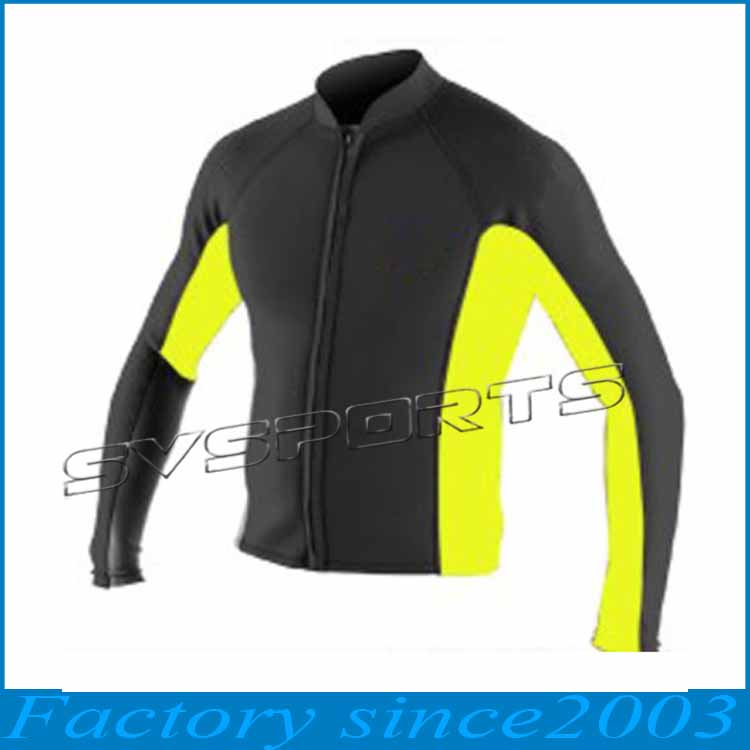 Long Sleeve Neoprene diving jacket