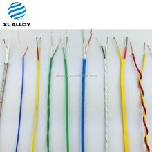 Fiberglass Insulated Type K Thermocouple Wire