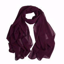Women Accessories Autumn Fashion Shawls Long Beach Hijab