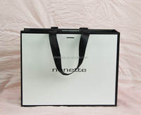 Unique style hot selling custom shopper paper bag