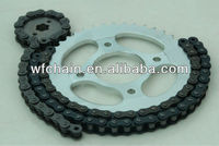 Motorcycle spare parts,motor cycle chains,new product motorcyle chain drive