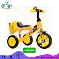 new model kids ride on car pedal trike baby tricycle with 3 wheel