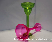 Factory supply Favourable champagne red wine goblet plastic cup