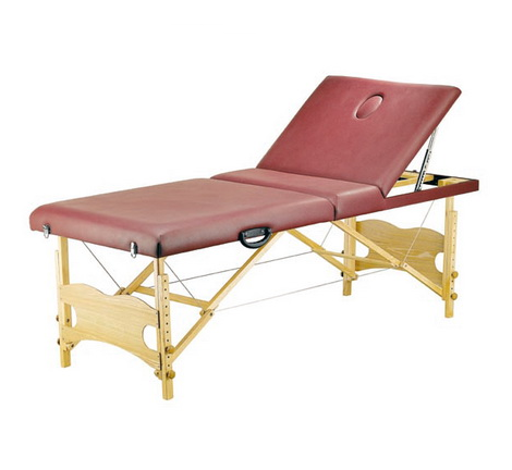 square head Folding Portable Massage Table/extension bed for eyelash extension