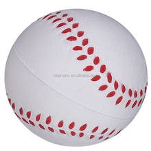 Squishy Toy in Baseball Style Cute and Funny Stress Relief Squeeze Toys