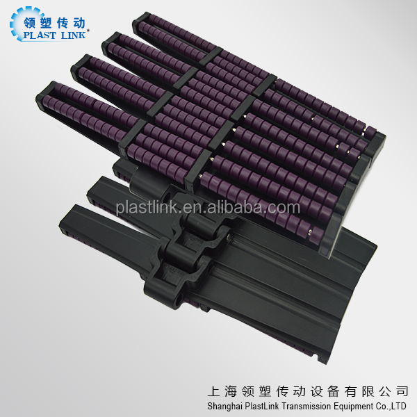 LBP 882 plastic <strong>roller</strong> table top chain flat top chain for conveyor low price