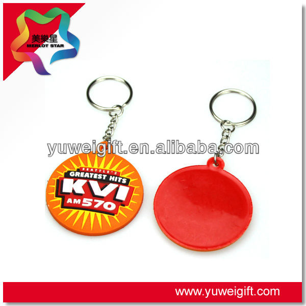 Promotional Rubber PVC Remote Key Holder