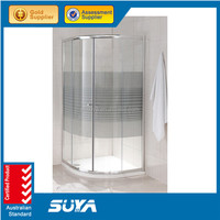 2015 SUYA-0727 simple new style sunlight shower room