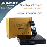 V8 Combo HD DVB-S2 and DVB-T2 Satellite Receiver no dish support USB wifi