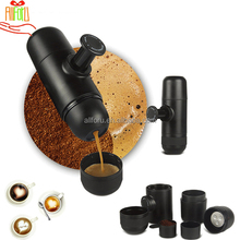 Mini Portable Espresso Machine Portable Mini Travel Portable Coffee Maker