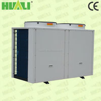 HUALI High COP power saving hot water heat pump all in one