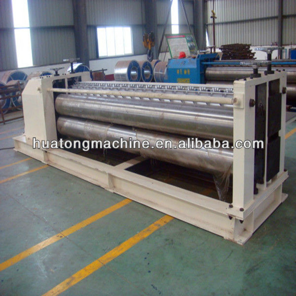 Steel color 3 rolling machine