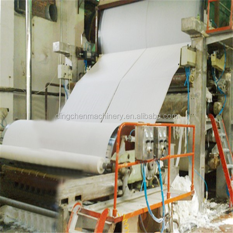 1800 A4 paper,copy paper,writing and printing paper making machine