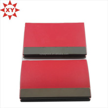 PU Leather golf score card holder and card boxes
