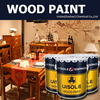 Mahogany stained wood sealer primer furniture finish