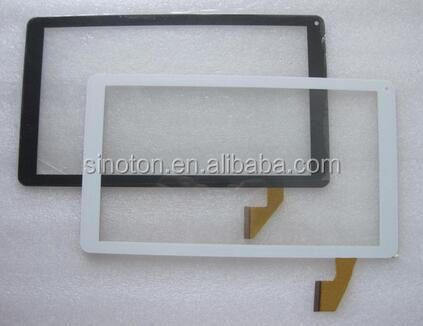 0.1 inch touch screen,100% New touch panel,Tablet PC touch panel digitizer VTCP010A18-FPC-4.0