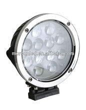 9-32V 6 inch 12*5W 60W LED automotive lights, led worklight 60w, led work lamp 60 watt