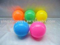 beach colourful balls