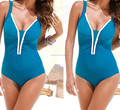 hot selling pretty one piece swimsuit