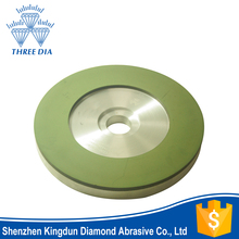 OEM flat shape diamond grinding wheels for diamond bruting