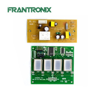 Frantronix pcba manufacturer usb lcd controller board air conditioner pcb board assembly