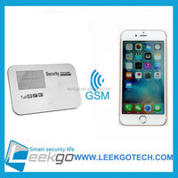 LEEKGO Factory Direct Selling gsm alarm 3g wireless home security alarm camera system