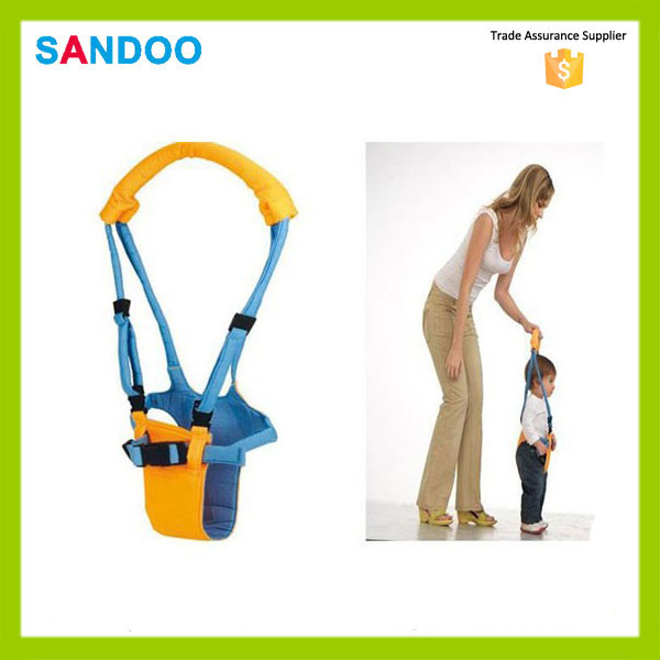 2016 China new product walking belt for baby, funky polyester baby walker