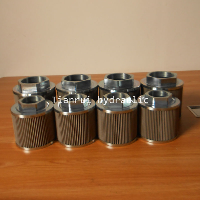 Stainless steel Suction oil filter element SFT-10-150W