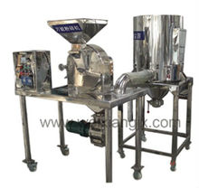 Model B Bedplate universal crusher food pulverizer machine
