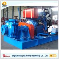 Diesel Slurry Pump Set With Clutch