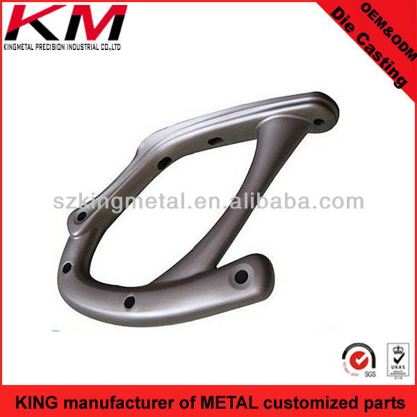 custom sand blasted casting products for furnitures