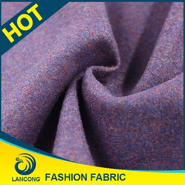 Top quality Latest design Spandex super 210 wool fabric