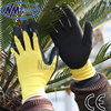 NMSAFETY latex rubber hand protective gloves with CE certification