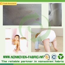 Super absorbent pp spunbond non-woven fabric, water absorbing material for diaper