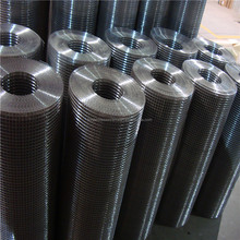 high quality burr-free Strong wear-resisting stainless steel 1/4 inch galvanized welded wire mesh