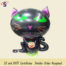 "HALLOWEEN BLACK CAT FOIL BALLOON 18"" Halloween Party Decorations Party Supplies"