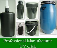 cheap price good quality of UV Adhesive Glue for PET /APET glass , metal etc