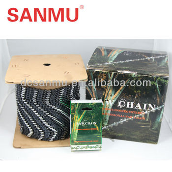 steel chainsaw chains saw chain roll