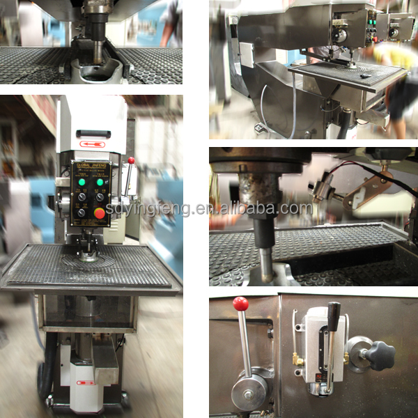 JFO-2 Small size semi-automatic glass drilling machinery with laser
