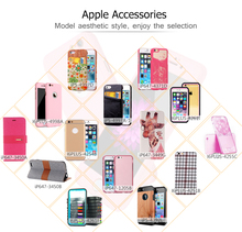 The Modern Minimalist Metal Border Electroplated for iPhone 6 Case Aluminium Cover for iPhone 6s/6/for Samsung/for Sony