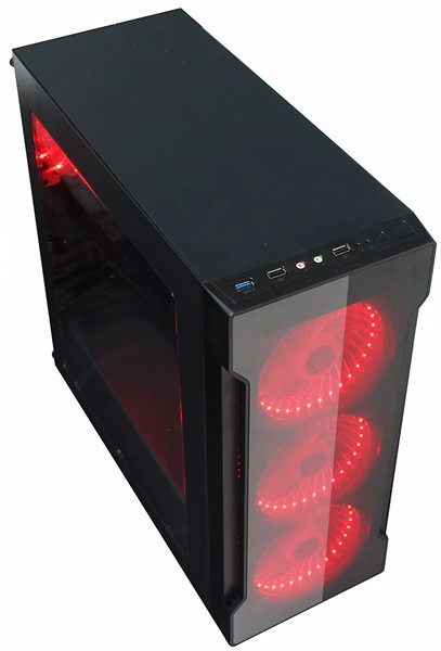 ATX PC Case Acrylics Panel Gaming Computer Case