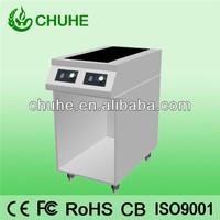Free standing induction 2 burner electric range