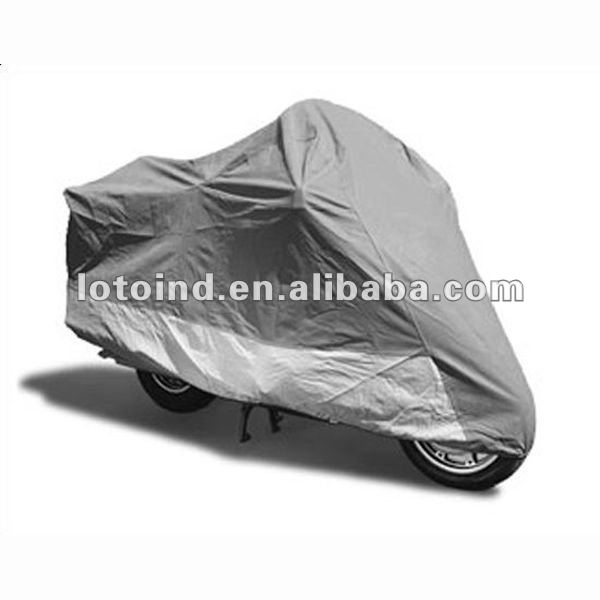 Anti-scald motorcycle covers