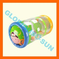 2015 hot sales inflatable baby fun toys roller